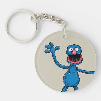 Vintage Grover Keychain