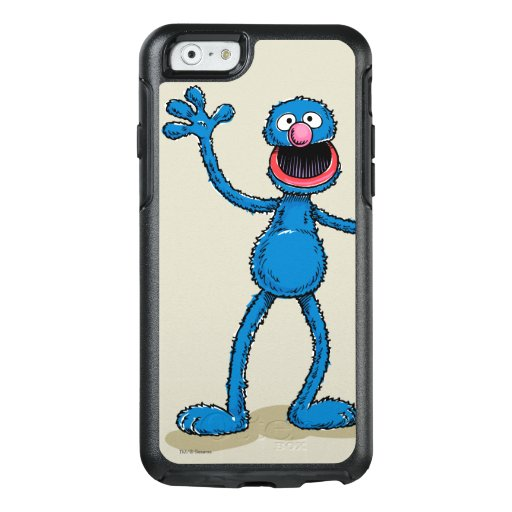 Vintage Grover OtterBox iPhone 6/6s Case