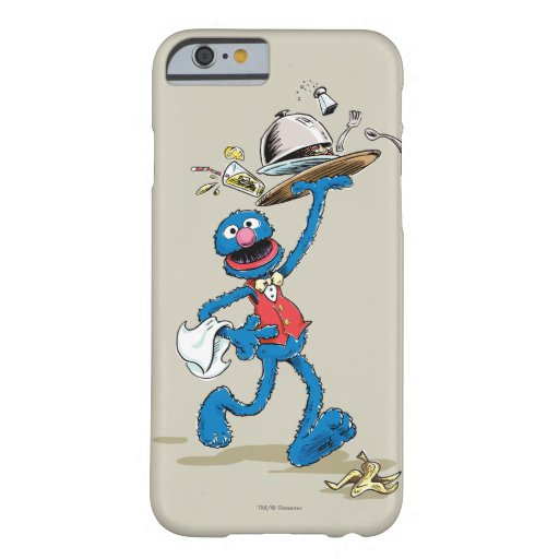 Vintage Grover the Waiter Barely There iPhone 6 Case