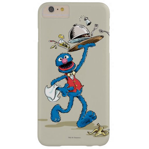 Vintage Grover the Waiter Barely There iPhone 6 Plus Case