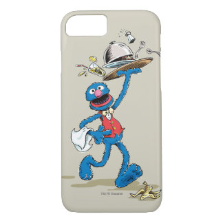 Vintage Grover the Waiter iPhone 7 Case