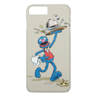 Vintage Grover the Waiter iPhone 7 Plus Case