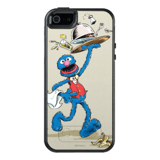Vintage Grover the Waiter OtterBox iPhone 5/5s/SE Case