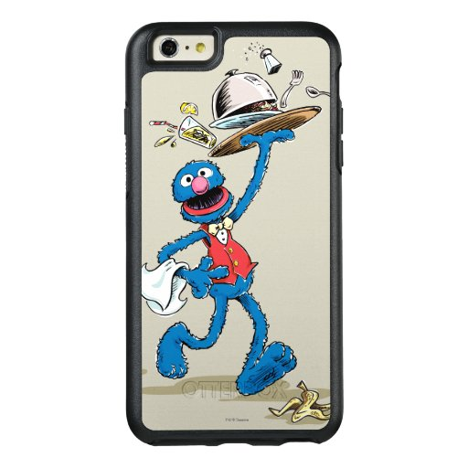 Vintage Grover the Waiter OtterBox iPhone 6/6s Plus Case
