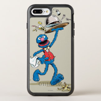 Vintage Grover the Waiter OtterBox Symmetry iPhone 7 Plus Case