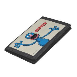 Vintage Grover Tri-fold Wallet