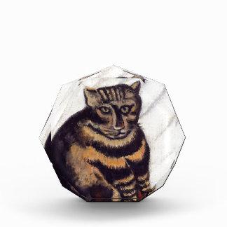 Vintage Grumpy Cat Acrylic Award