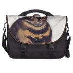 Vintage Grumpy Cat Computer Bag