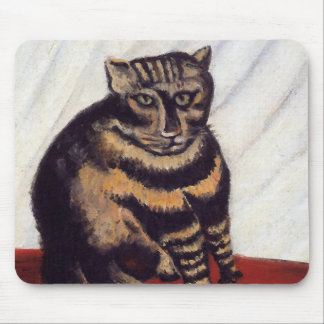 Vintage Grumpy Cat Mouse Pad