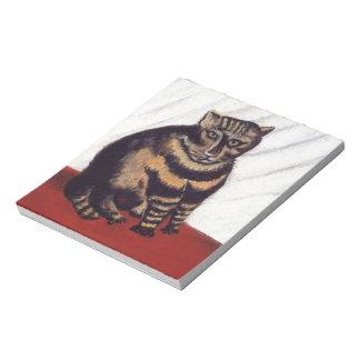 Vintage Grumpy Cat Notepad