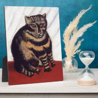 Vintage Grumpy Cat Display Plaque