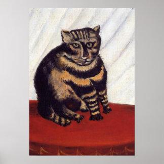 Vintage Grumpy Cat Poster