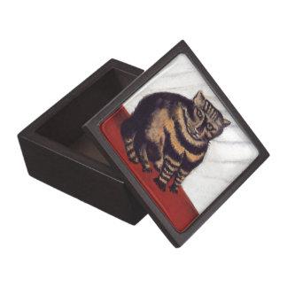 Vintage Grumpy Cat Premium Gift Box