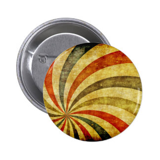 Vintage Grunge Background as Carnival Circus Button