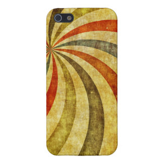Vintage Grunge Background as Carnival Circus iPhone SE/5/5s Cover