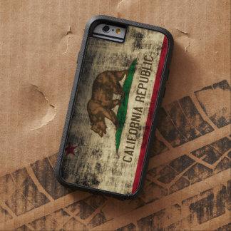 Vintage Grunge California Flag Tough Xtreme iPhone 6 Case