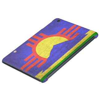 Vintage Grunge Flag of Roswell New Mexico iPad Mini Case