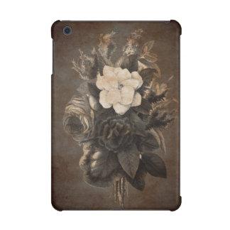 Vintage Grunge Flowers iPad Mini Case