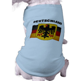 Vintage Grunge Germany Flag Deutschland Flag Shirt