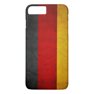 Vintage Grunge Germany Flag iPhone 8 Plus/7 Plus Case