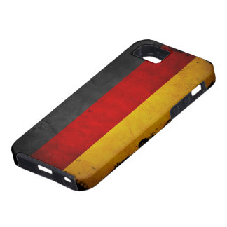 Vintage Grunge Germany Flag iPhone SE/5/5s Case