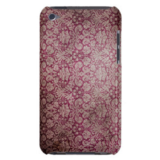 Vintage Grunge Purple A iPod Touch Case-Mate Case