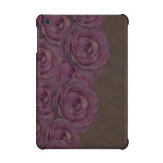 Vintage Grunge Roses iPad Mini Retina Cover