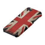 Vintage Grunge UK Flag Case For iPhone 5/5S