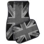 Vintage Grunge UK Flag Floor Mat