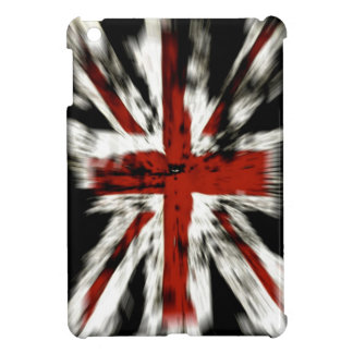 Vintage Grunge UK Flag iPad Mini Cover