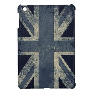 Vintage Grunge UK Flag iPad Mini Covers