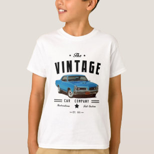 e7a37382e Muscle Car Garage T-Shirts - T-Shirt Design & Printing | Zazzle