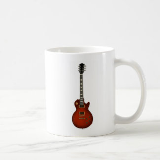 Vintage Guitar Coffee Mug