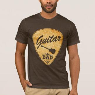 Vintage Guitar Dad T-Shirt