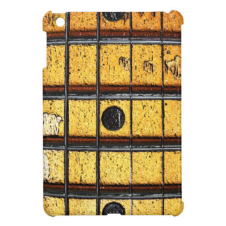 Vintage Guitar Frets iPad Mini Case