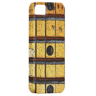 Vintage Guitar Frets iPhone 5 Case-Mate ID™ iPhone 5 Cover