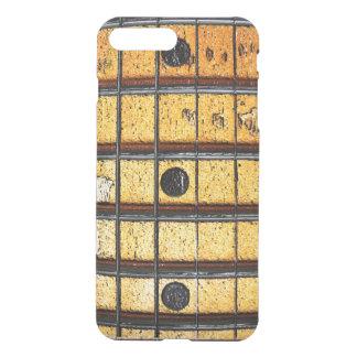 Vintage Guitar Frets iPhone 7 Plus Case
