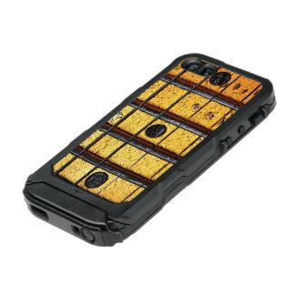 Vintage Guitar Frets Waterproof iPhone SE/5/5s Case