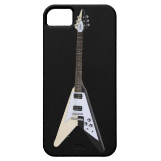 Vintage Guitar iPhone Case iPhone 5 Case