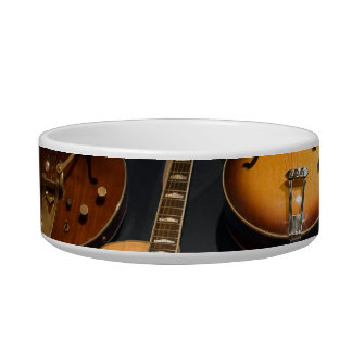Vintage Guitars Bowl