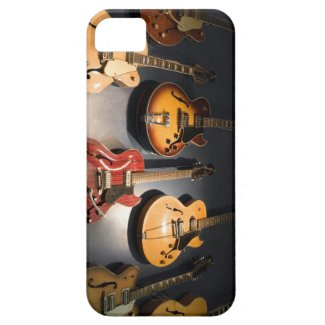 Vintage Guitars iPhone 5 Cover