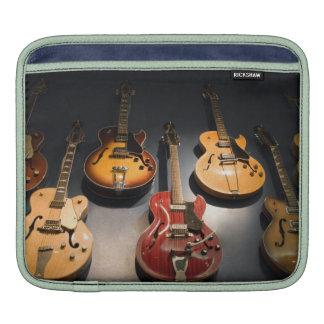 Vintage Guitars Sleeve For iPads