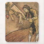 Vintage Gulliver's Travels by Arthur Rackham Mouse Pad
