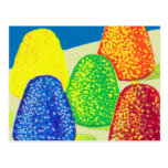 Vintage Gum Drops Spice Drops Candy Candies Postcards