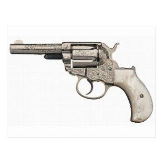 Vintage Gun Postcard