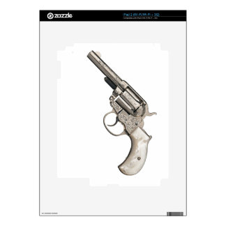 Vintage Gun Skins For The iPad 2