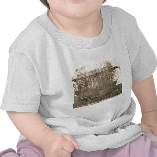 Vintage Gypsy Wagon Tee Shirts