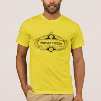 Vintage Hacker Dark T-Shirt