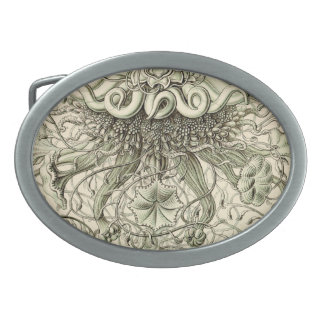 Vintage Haeckel Belt Buckle