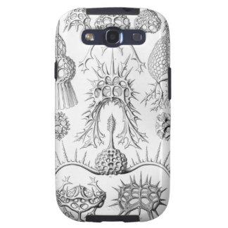 Vintage Haeckel Samsung Galaxy SIII Case